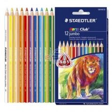 Bút chì 12 màu Steadler