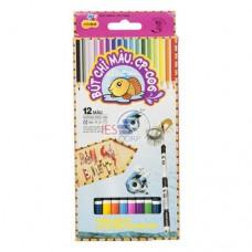 Bút chì 12 màu Thiên Long