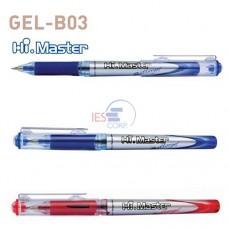 Bút bi nước Hi-Master(Gel B-03)