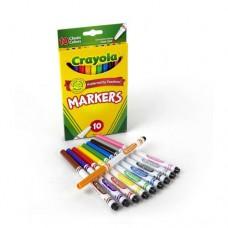 Bút lông 10 màu Crayola