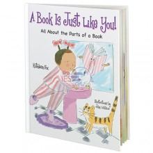 A Book Is Just Like You Picture Book