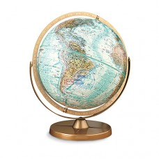 Atlantis Physical Globe