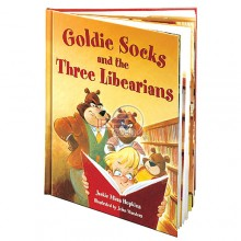 Goldie Socks and the Three Libearians Picture Book