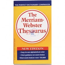 Merriam-Webster's® Thesaurus Softcover