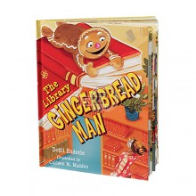 The Library Gingerbread Man Picture Book