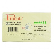 Giấy ghi chú Prononti 3x5