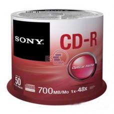 Đĩa CD Sony (Lốc 50)