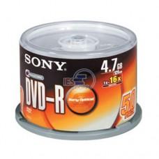 Đĩa DVD Sony (Lốc 50)